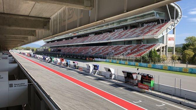 El Gran Premi de Catalunya acollirà 20.000 espectadors!