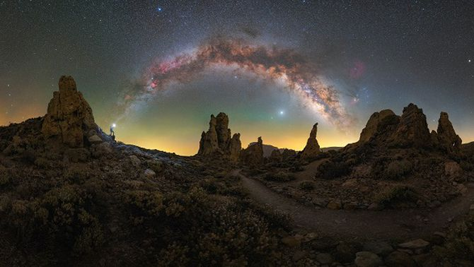 La Via Làctia en 10 imatges espectaculars