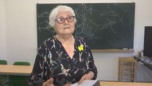 Guiomar Amell, la dona que ha parlat amb Pedro Sánchez