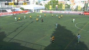 Futbol Torneig Històrics: Final
