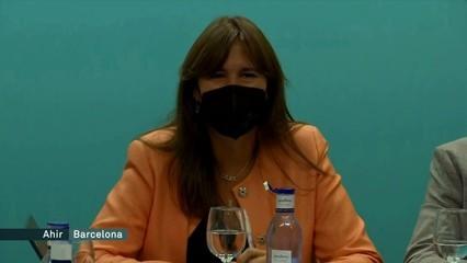 Xoc entre Junts i ERC pels representants del partit de Puigdemont a la taula