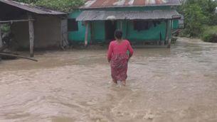 Les pluges monsòniques causen més de 160 morts a l'Índia i al Nepal