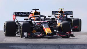 El F1 de Checo Pérez