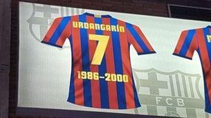 La samarreta d'Iñaki Urdangarín