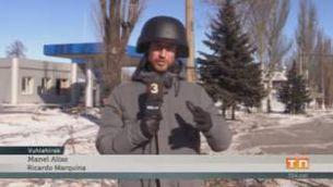 Telenotícies vespre - 17/02/2015