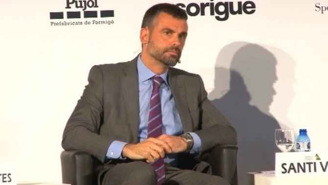 """Santi Vila critica al Pirineu la política de """"decreixement"""" i """"desinversió"""" d'Ada Colau a Barcelona"""