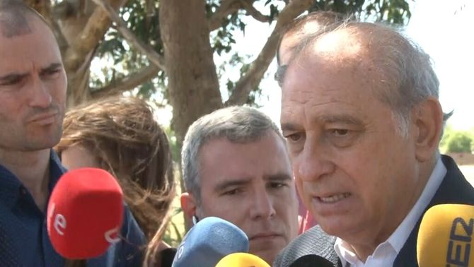 """Fernández Díaz creu que és """"una ofensa"""" acusar-lo de conspirar amb Antifrau"""