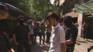 Operació policial contra la màfia xinesa a Barcelona, Badalona i Santa Coloma de Gramenet