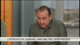 L'entrevista del diumenge, amb Camil Ros i Javier Pacheco
