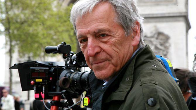 El cineasta Costa-Gavras, Premi Internacional Catalunya del 2017