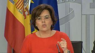 Rajoy impugna la investidura de Puigdemont, tot i les reticències del Consell d'Estat