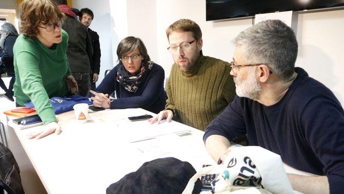 La CUP rebutja l'acord de JxCat i ERC i s'abstindrà en la investidura de Jordi Sànchez