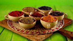 Espècies de cuina àrab