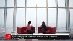 Preguntes Freqüents: entrevista a Marta Rovira i estratègies dels presos pel judici de l'1-O