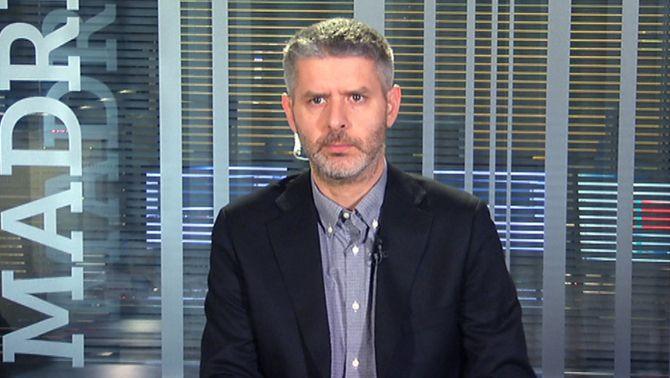 """El abogado de Oriol Junqueras y Raül Romeva, Andreu Van den Eynde, en la entrevista a """"Els matins"""" de TV3"""