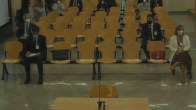 Vist per a sentència el judici a Trapero i la cúpula dels Mossos per l'1-O
