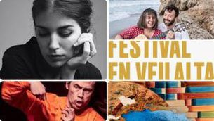 L'agenda cultural de l'1 al 8 de juliol