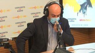 """Saül Gordillo: """"Catalunya Ràdio és l'emissora que més creix"""""""