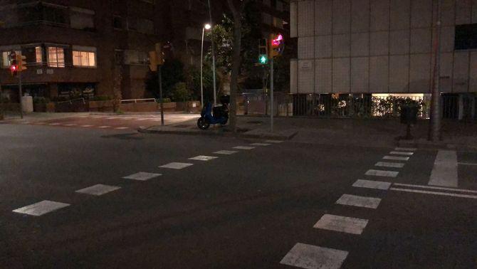 Mor el noi de 14 anys atropellat al passeig de la Bonanova de Barcelona