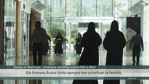 Els Emirats Àrabs, una potència espacial pilotada per dones