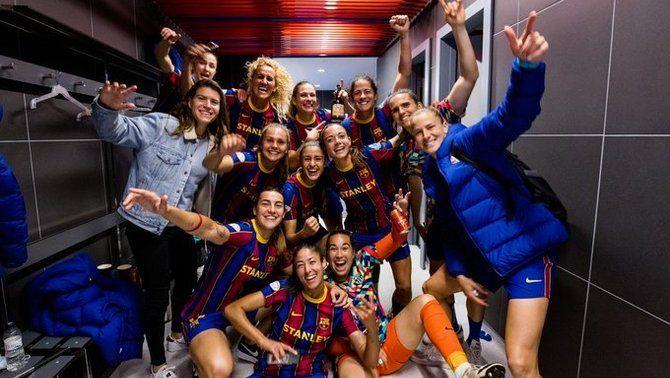 El Barça jugarà la final de la Champions