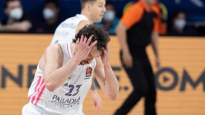 El Madrid perd el cinquè i serà l'Efes qui viatgi a Colònia (88-83)