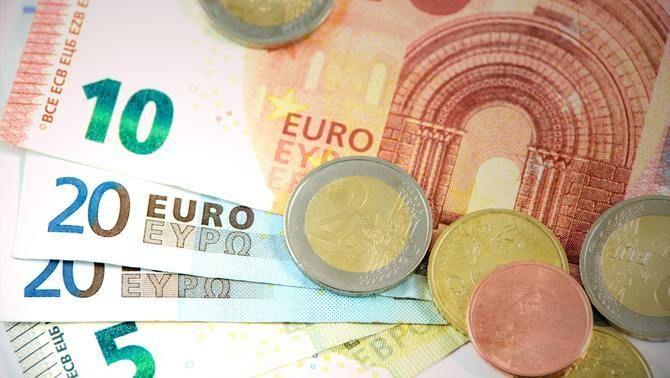 Monedes i bitllets d'euro