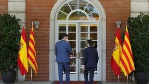 Aragonès i Sánchez, en hemisferis oposats. Per Laura Rosel