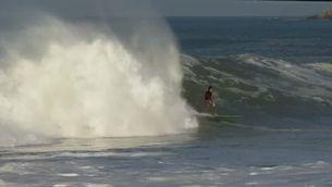 Algunes de les onades més grans del món a la zona de Puerto Escondido