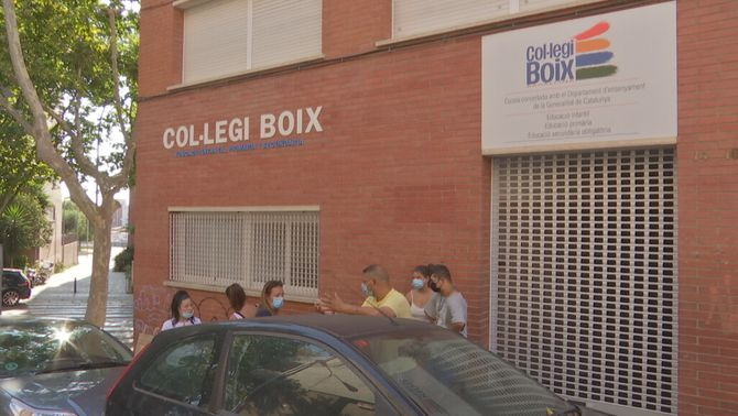 Desconcert a Badalona per una escola que anuncia que tanca sense el permís d'Educació