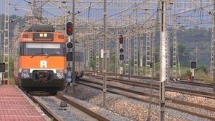 """Antoni Carmona: """"Els xiulets dels trens de mercaderies només s'utilitzen per motius de seguretat"""""""