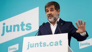 El secretari general de Junts per Catalunya, Jordi Sànchez