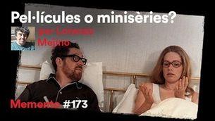 Pel·lícules o minisèries?, per Lorenzo Mejino: televisió d'autor