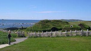 L'assentament de L'Anse aux Meadows és considerat patrimoni de la humanitat per la Unesco (Dylan Kereluk / Viquipèdia)