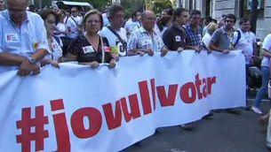 Mobilitzacions arreu contra la reforma