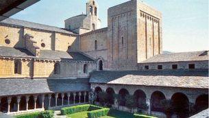Claustre de la catedral de la Seu d'Urgell
