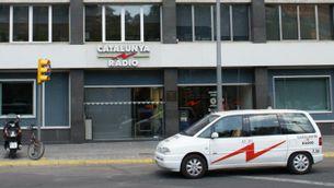 Façana de Catalunya Ràdio