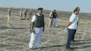 Dubtes sobre l'accident de l'avió rus al Sinaí