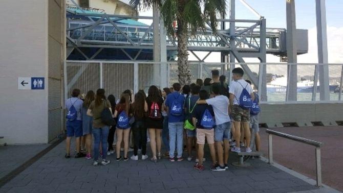 Un grup de menors de Palamós no poden viatjar a Itàlia perquè no portaven l'autorització dels pares
