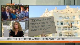 """Especial Manifestació """"No Tinc Por"""" - 26/08/2017"""