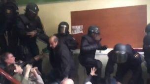 Pérez de los Cobos presenta informe de les càrregues policials al jutge que investiga les denuncies per lesions