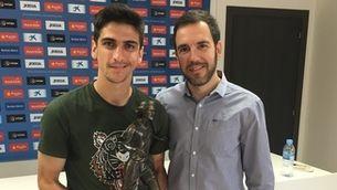 """Gerard Moreno: """"Si marxo és perquè el club viu una situació econòmica greu"""""""