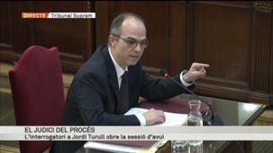"""Turull: """"Els catalans no són ovelles"""" [vídeo]"""