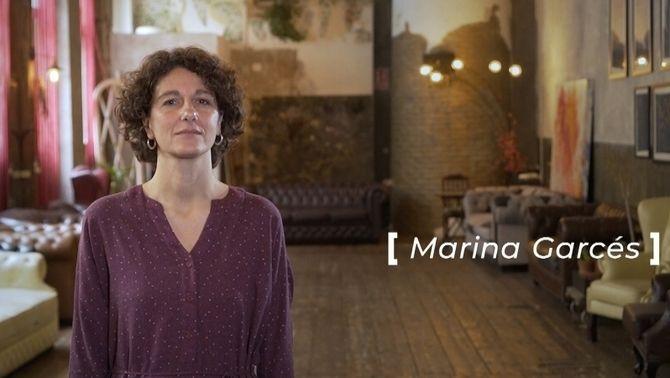 """Marina Garcés: """"Llegir és una pràctica de resistència"""""""