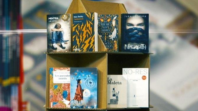 Recomanacions de llibres per a adolescents enganxats a les pantalles