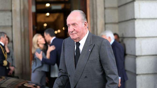 Nou escàndol que relaciona Joan Carles I amb el rei Abdul·lah de l'Aràbia Saudita