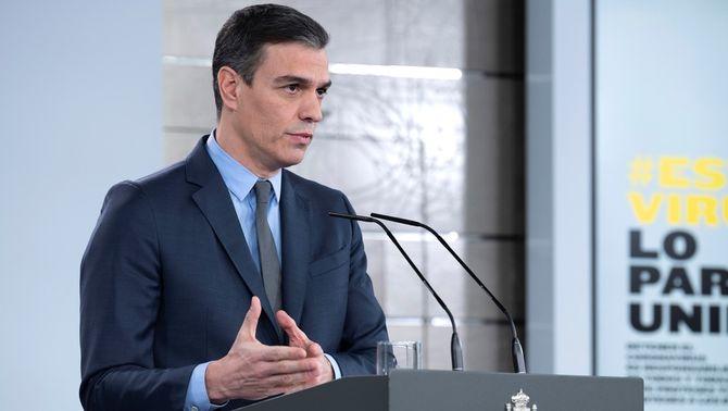 El govern espanyol amplia el confinament a tots els treballadors no essencials