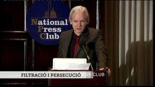 La persecució d'Assange