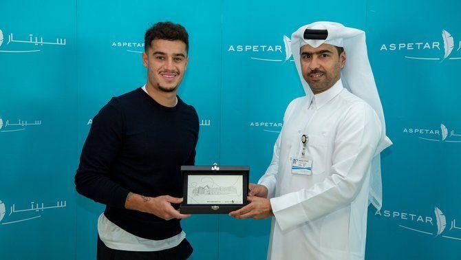 Coutinho passa revisió mèdica a Qatar després d'una segona intervenció al genoll