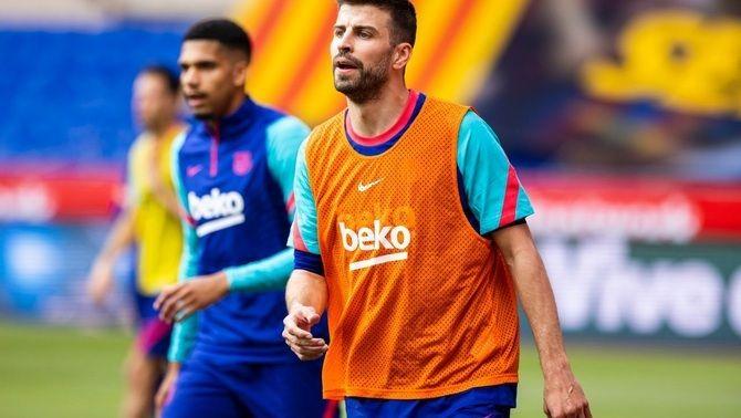 """Piqué: """"Des del prisma del jugador, la Superlliga no és positiva a llarg termini per al món del futbol"""""""